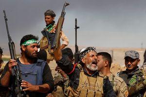 Quân đội Syria giáng trả dữ dội IS trên chiến trường Homs