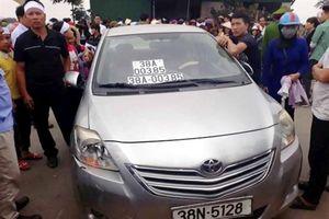 Hà Tĩnh: Phạt Thượng úy Công an đi xe biển giả gây chết người hơn 10 triệu đồng