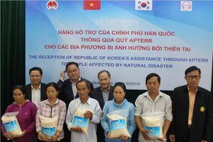 Nhân dân các tỉnh Miền Trung - Tây Nguyên nhận hỗ trợ 10.000 tấn gạo