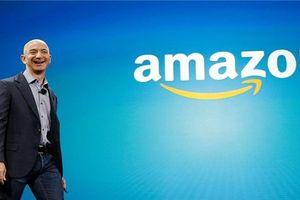 Vượt Google, Amazon trở thành công ty có giá trị lớn thứ hai thế giới