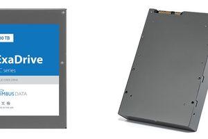 Ổ SSD dung lượng lớn nhất thế giới lên đến 100 TB