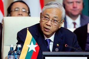 Tổng thống Myanmar bất ngờ từ chức sau 2 năm nắm quyền