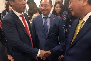Chủ tịch Tập đoàn TMS được bầu làm Phó Chủ tịch Hiệp hội doanh nghiệp Việt Nam tại Sydney (VEAS)