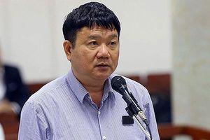 Ông Đinh La Thăng xin 'nhận trách nhiệm người đứng đầu' vụ mất 800 tỉ đồng