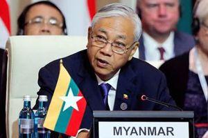 Vì sao Tổng thống Myanmar từ chức?