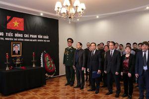 Người Việt ở nước ngoài tưởng nhớ nguyên Thủ tướng Phan Văn Khải