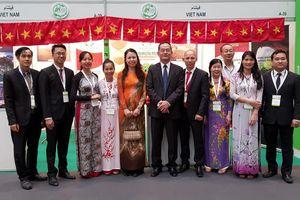 Việt Nam dự hội thảo và triển lãm nông nghiệp quốc tế tại Qatar