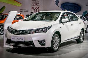 Toyota Việt Nam thừa nhận hơn 20.000 ô tô lỗi túi khí