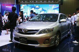 Lỗi túi khí, Toyota triệu hồi hơn 24.000 xe tại Việt Nam
