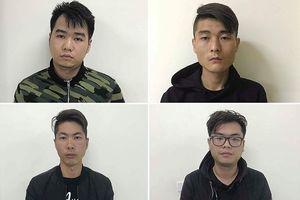 Khởi tố bốn đối tượng người Trung Quốc trộm tiền ATM