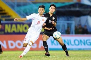 Gay cấn và hấp dẫn cuộc đối đầu giữa chủ nhà U.19 TCVN và U.19 Choburi, Thái Lan