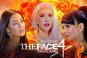 The Face Thailand All-Stars: Hết thích ầm ĩ, 6 HLV 'đá xéo' nhau sâu cay không kiêng nể