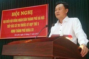 Gia Lâm - Hà Nội: Bị dân khởi kiện ra tòa, Chủ tịch huyện nói ''không phải việc lớn''