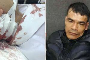 Hải Phòng: Thiếu tá CSGT bị đối tượng vi phạm giao thông dùng dao bầu đâm trọng thương