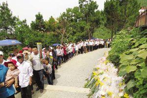 Quảng Bình: Nơi an nghỉ của những vị tướng
