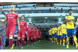 Lịch thi đấu & trực tiếp bóng đá vòng 3 Nuti Café V.League 2018