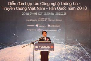 Hàn Quốc muốn hợp tác cùng Việt Nam trong ứng phó với thách thức của cách mạng 4.0