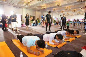 Nu Skin tặng 2,3 tỷ đồng cho 'Nhịp tim Việt Nam'