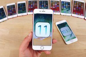Người dùng iPhone nên cẩn thận với lỗ hổng mới trên iOS 11