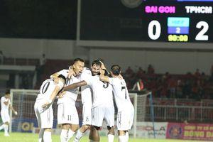 Vòng 3 V-League 2018: HLV Miura có chiến thắng đầu tay, Nam Định bại trận