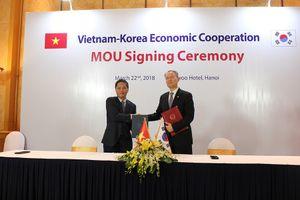Việt Nam-Hàn Quốc hướng tới kim ngạch thương mại 100 tỷ USD vào năm 2020