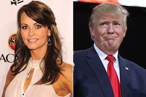 Cựu người mẫu Playboy kể chuyện quan hệ ngoài luồng 10 tháng với ông Trump
