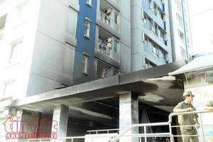 Vụ cháy chung cư ở TP Hồ Chí Minh: Cứu nạn được trên 100 người
