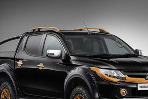 Mitsubishi tung pick-up bản 'độc' giá gần 1 tỷ đồng