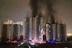 Bản tin 20H: Thêm 1 nạn nhân tử vong trong vụ cháy chung cư kinh hoàng
