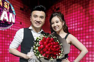 Dương Ngọc Thái lần đầu công khai vợ tại 'Ca sĩ bí ẩn'
