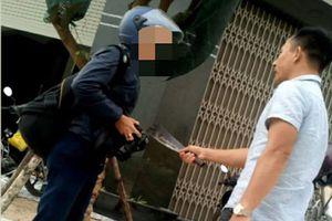 Công an điều tra vụ phóng viên bị hành hung ở Bình Định