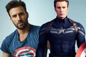 Chris Evans xác nhận sẽ kết thúc vai Captain America sau phim 'Avengers 4'