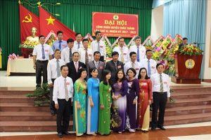 Tây Ninh: Đại hội CĐ huyện Châu Thành lần thứ IX, nhiệm kỳ 2018-2023