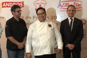 Nguyễn Daniel Minh Hùng đoạt quán quân cuộc thi ẩm thực Pháp