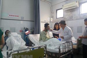 Vụ cháy chung cư Carina: 60 bệnh nhân đang được điều trị