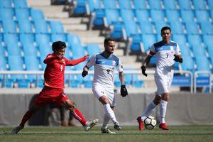 Myanmar tan mộng dự Asian Cup cùng Việt Nam và Thái Lan