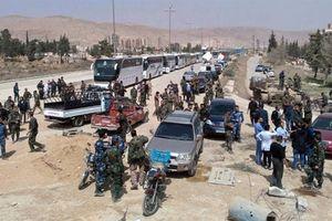 Bước tiến then chốt trong chiến dịch Đông Ghouta