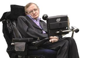Stephen Hawking: Bộ óc vĩ đại trong thân xác tật nguyền