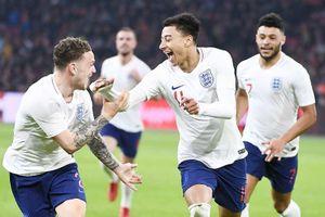Hà Lan - Anh 0-1: Lingard tiếp tục 'ghi điểm' cùng Tam Sư