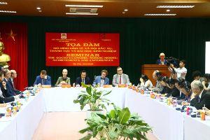 Việt Nam học hỏi kinh nghiệm mô hình kinh tế - xã hội Bắc Âu