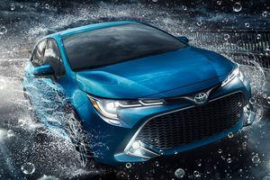 Toyota Corolla Hatchback 2019 chính thức lộ diện