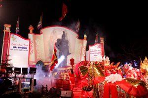 Vạn người dự lễ hội tôn vinh người khai sinh ra đất Hải Phòng