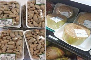 Những món hàng bình dân ở Việt Nam được bán với giá 'trên trời' ở Nhật