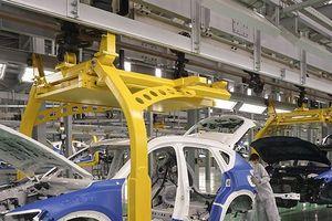 Thaco có nhà máy Mazda lớn nhất Đông Nam Á, đạt chuẩn toàn cầu