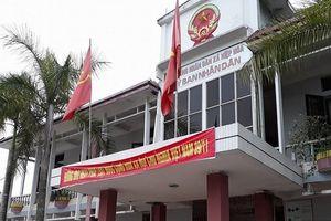 Thái Bình: Công an thông tin vụ làm giả hồ sơ chạy chế độ chính sách