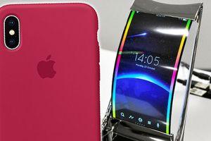 Apple bí mật chế tạo loại smartphone có thể gập lại