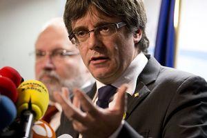 Cựu Thủ hiến Catalan Puigdemont bị bắt ở Đức