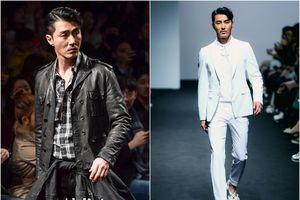 Ông chú 'Ngưu Ma Vương' - Cha Seung Won: U50 nhưng vẫn catwalk siêu ngầu tại Seoul Fashion Week