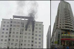 Phát hiện 'sốc' về chung cư Văn Khê, Hà Nội vừa xảy ra cháy