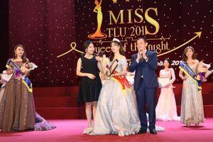 Chung kết cuộc thi Hoa khôi Thủy lợi - ngày hội của giới trẻ